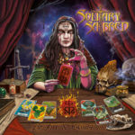Cover - Solitary Sabred – By Fire & Brimstone