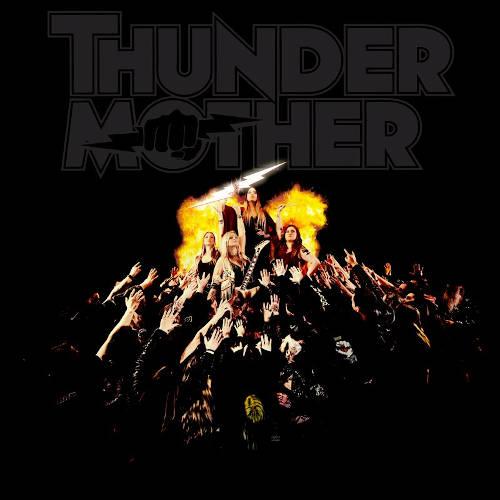 """Das Cover von """"Heat Wave"""" von Thundermother"""