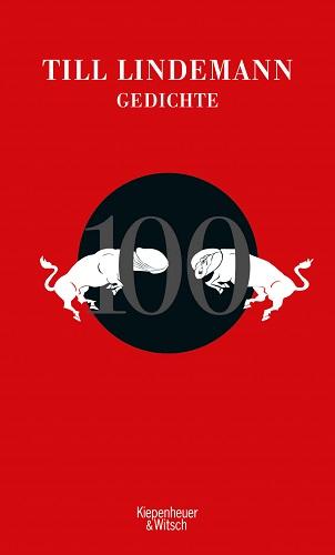 Till Lindemann - 100 Gedichte - Cover