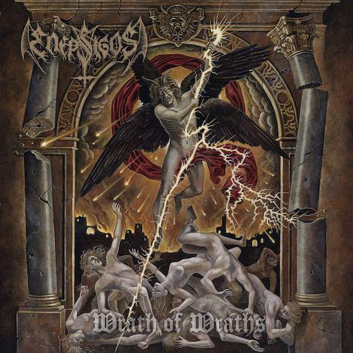 Enepsigos - Wrath Of Wraths - Cover