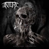 Entorx - Faceless Insanity - CD-Cover