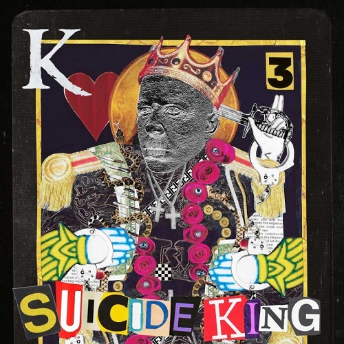 King 810 - Suicide King - Cover