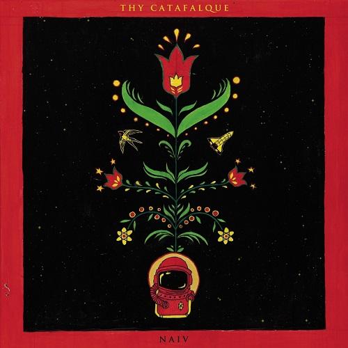 Thy Catafalque - Naiv - Cover