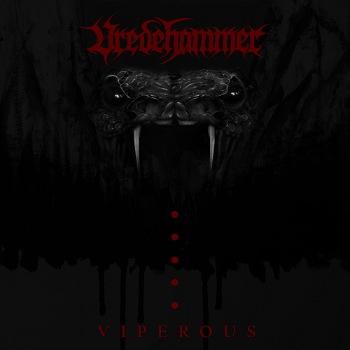 Vredehammer - Viperous - Cover