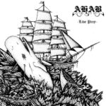 Cover - Ahab – Live Prey