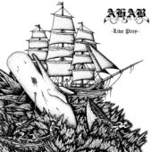 Ahab - Live Prey - CD-Cover