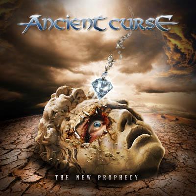 """Das Cover von """"The New Prophecy"""" von Ancient Curse"""