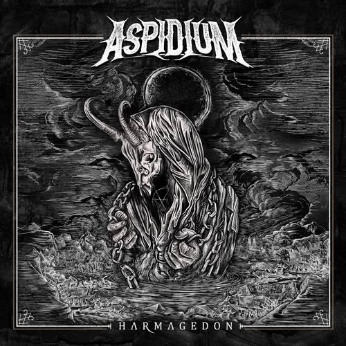 Aspidium - Harmagedon - Cover
