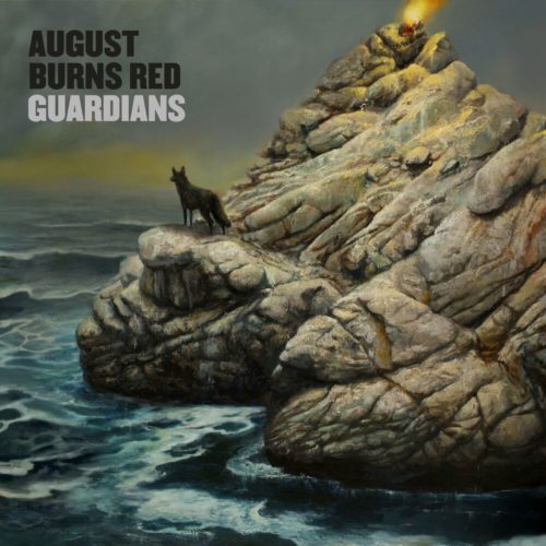 August Burns Red - Guardians - Cover
