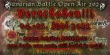 Festival Bild Bavarian Battle Open Air 2021