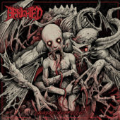 Benighted - Obscene Repressed - CD-Cover