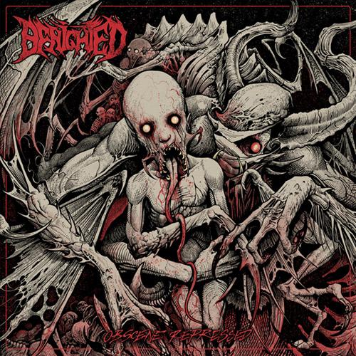 Benighted - Obscene Repressed - Cover
