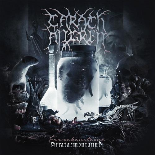 Carach Angren - Franckensteina Strataemontanus - Cover