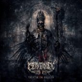 Centinex - Death In Pieces - CD-Cover
