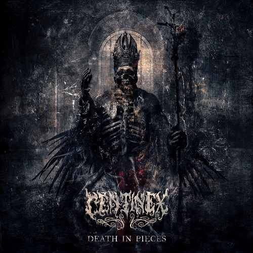 Centinex - Death In Pieces - Cover