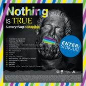Enter Shikari - Nothing Is True & Everything Is Possible - CD-Cover