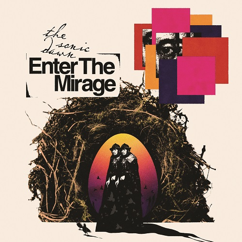 The Sonic Dawn - Enter The Mirage - Cover