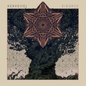 Hexvessel - Kindred - CD-Cover
