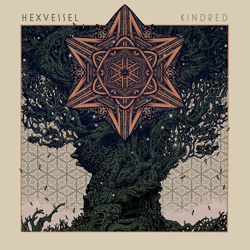 Hexvessel - Kindred - Cover