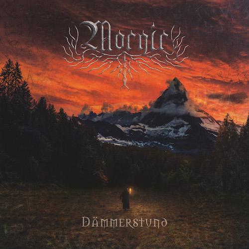 Mornir - Dämmerstund - Cover