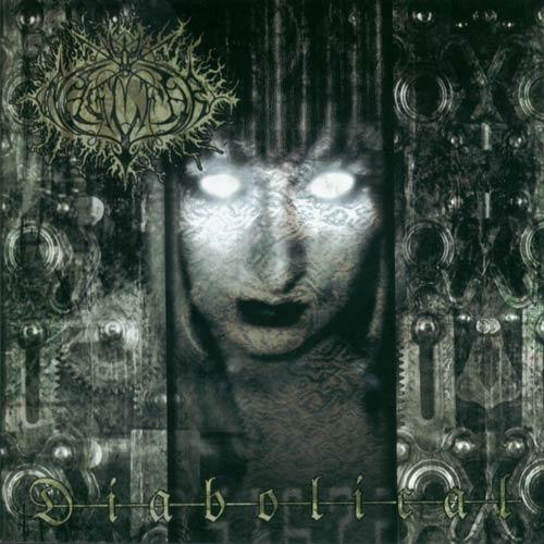 Naglfar - Diabolical - Cover