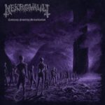Cover - Nekrovault – Totenzug (Festering Peregrination)