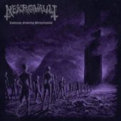 Nekrovault - Totenzug (Festering Peregrination) - CD-Cover