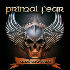 """Das Cover des Primal-Fear-Albums """"Metal Commando"""""""