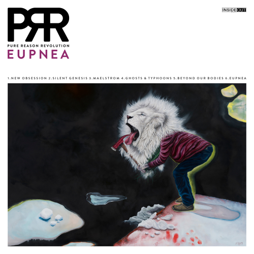 Pure Reason Revolution - Eupnea - Cover