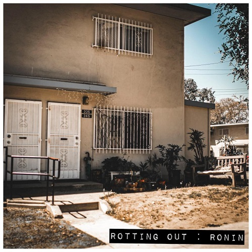 Rotting Out - Ronin - Cover