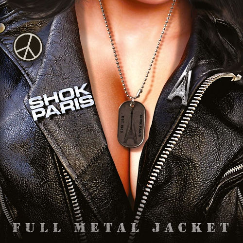 Shok Paris - Full Metal Jacket - Cover