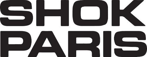 Das Logo der Band Shok Paris