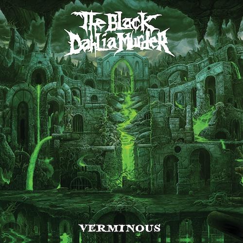 The Black Dahlia Murder - Verminous - Cover