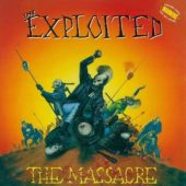 The Exploited - The Massacre - CD-Cover