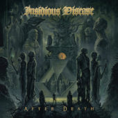 Insidious Disease - After Death - CD-Cover