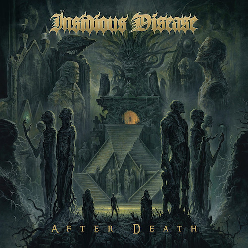 Insidious Disease - After Death - Cover
