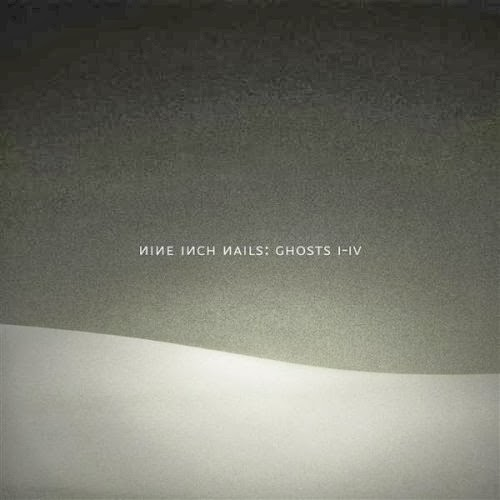 Nine Inch Nails - Ghosts I-IV - Cover