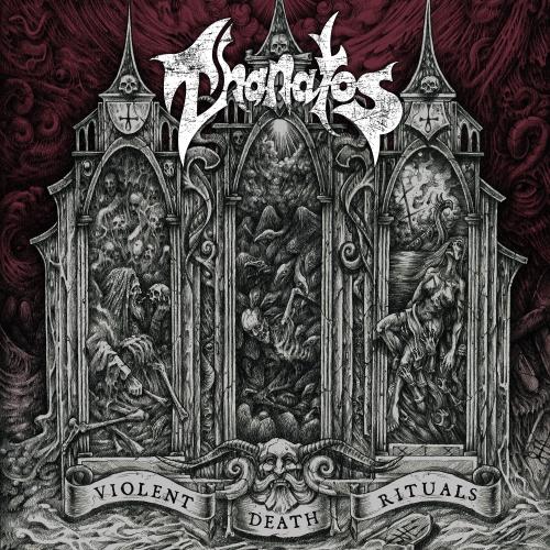 Thanatos - Violent Death Rituals - Cover