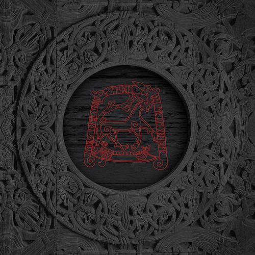 Árstíðir Lífsins - Saga Á Tveim Tungum II: Eigi Fjǫll Né Firðir - Cover