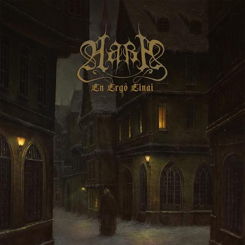 Aara - En Ergô Einai - Cover