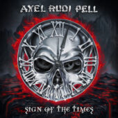 Axel Rudi Pell - Sign Of The Times - CD-Cover