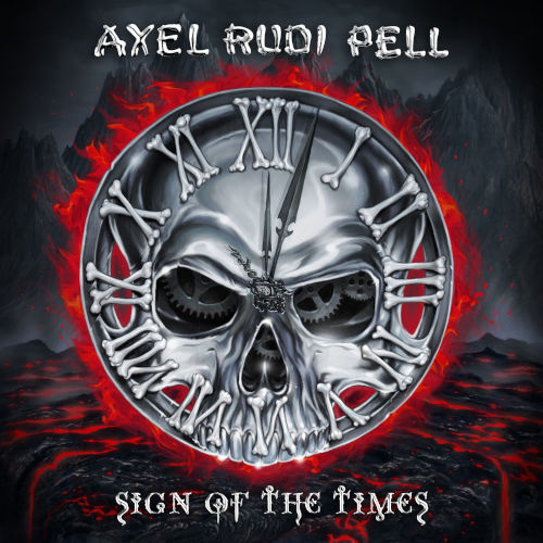 Axel Rudi Pell - Sign Of The Times - Cover