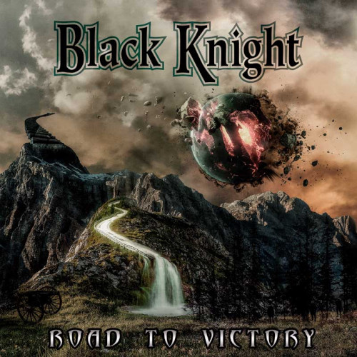 """Das Cover von """"Road To Victory"""" von Black Knight"""