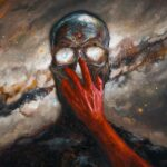 Cover - Bury Tomorrow – Cannibal