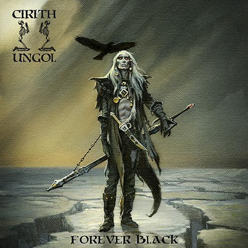 Cirith Ungol - Forever Black - Cover