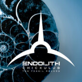 Endolith - Chicxulub – The Fossil Record - CD-Cover