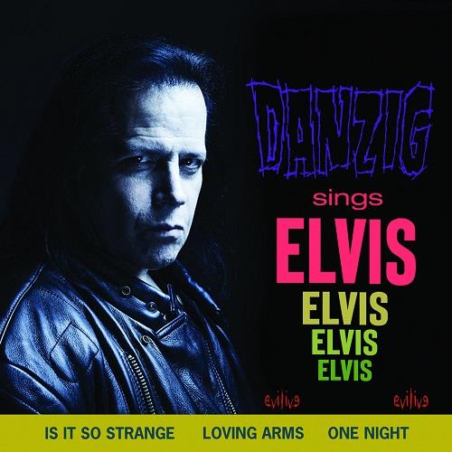 Danzig - Danzig Sings Elvis - Cover