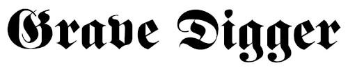 Das Logo der Band Grave Digger