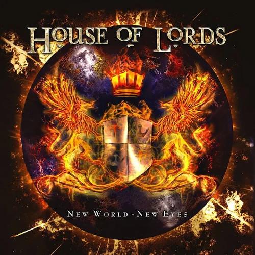"""Das Cover von """"New World - New Eyes"""" von House Of Lords"""