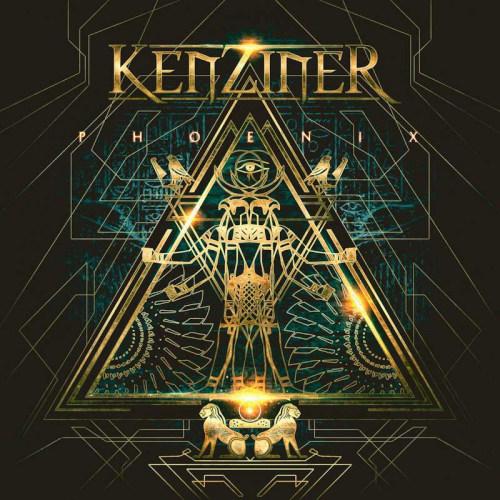 Kenziner - Phoenix - Cover